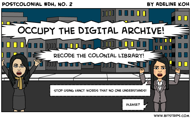 occupy dig archive